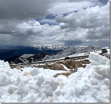 summit mt evans 2